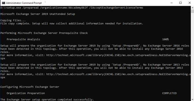 Exchange Server 2019 – Preview Kurulumu, Akif Polat