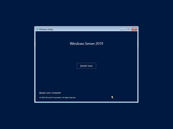 Server 2019 Technical Preview & Admin Center Kurulumu, Akif Polat