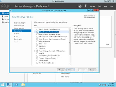 Server 2003 Kurulu Sunucunun FSMO Rollerinin Server 2012'ye Aktarma İşlemi, Akif Polat